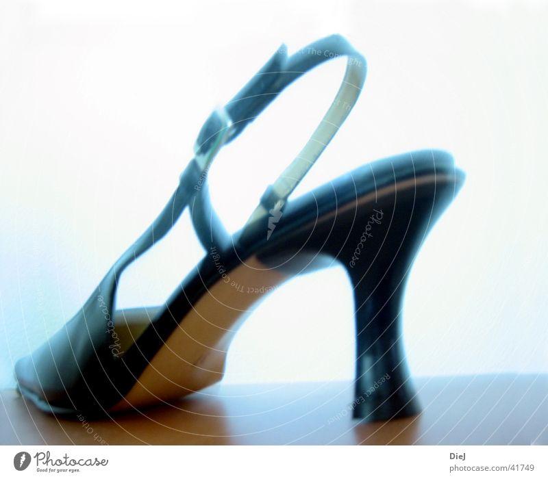 Black Footwear Noble Landing High heels Back-light