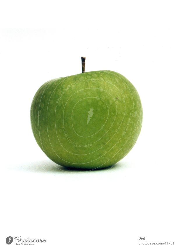 Green Nutrition Round Apple Fruit