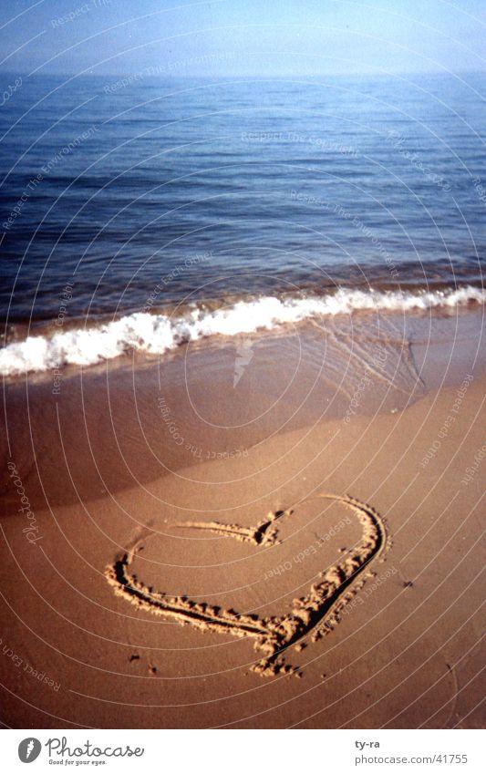 Ocean Beach Vacation & Travel Love Relaxation Sand Baltic Sea Rügen