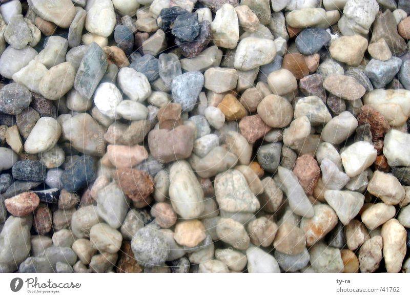 Stone Gravel Pebble