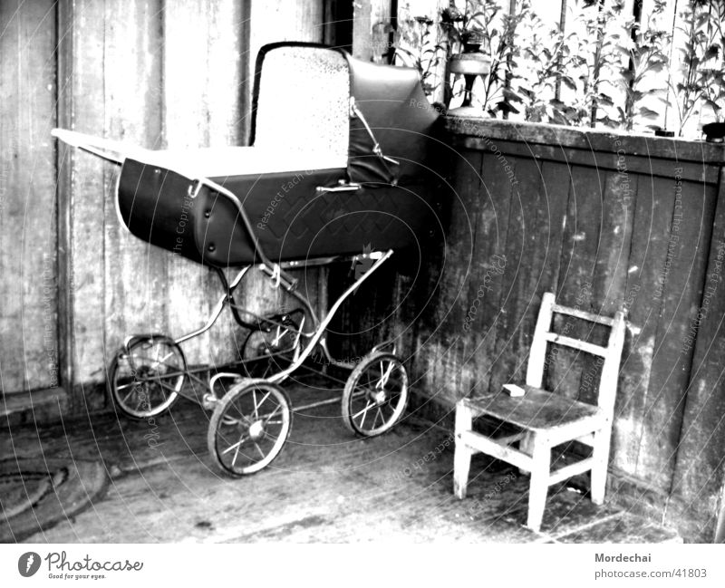 Child Life Death Baby Past Historic Nostalgia Baby carriage