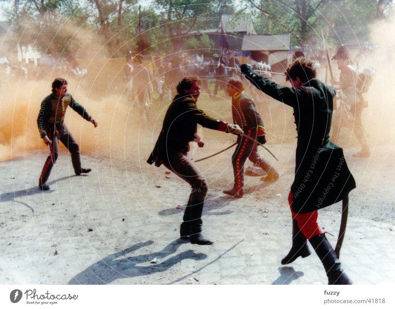 action Historic Duel Sabre Großgörschen