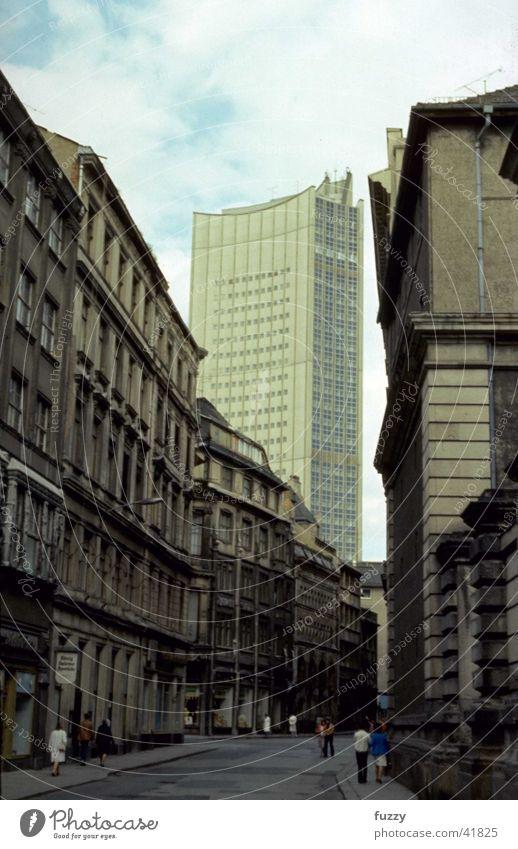 university giants Leipzig Architecture