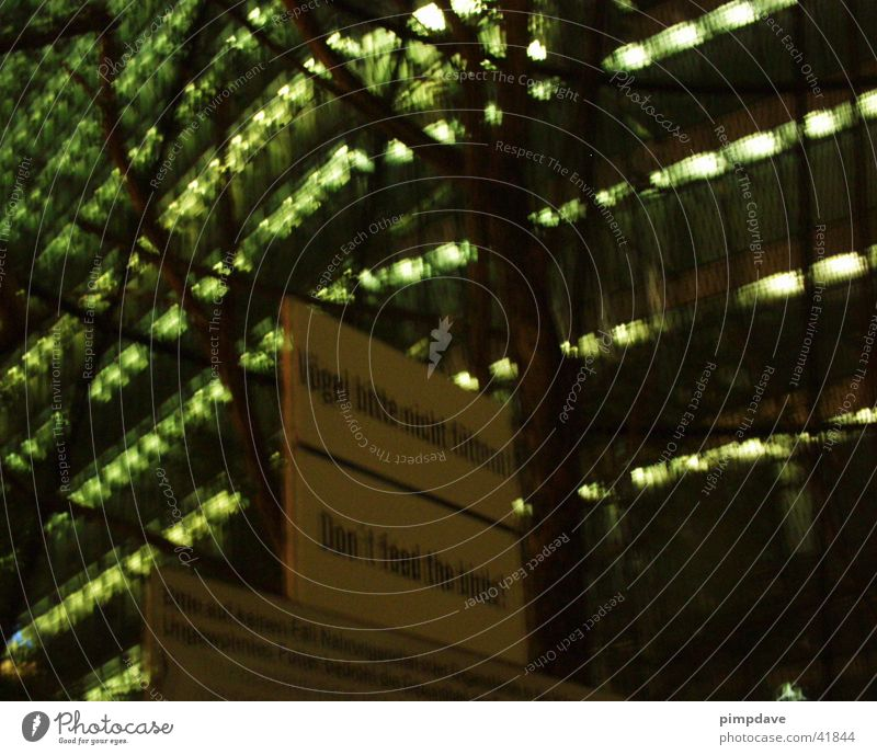 dont feed the birds House (Residential Structure) Photographic technology dresscodenaked Architecture