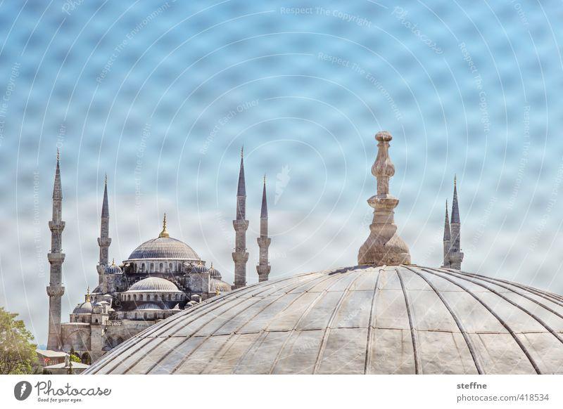 1004 nights | Fata Morgana Istanbul Turkey Church Tourist Attraction Landmark Religion and faith Islam Blue Mosque Hagia Sophia Minaret Beautiful Elegant