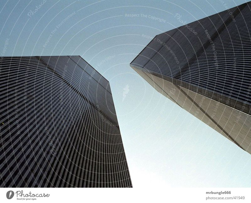 WoRLd TrAdE PeAcE Architecture just a pic