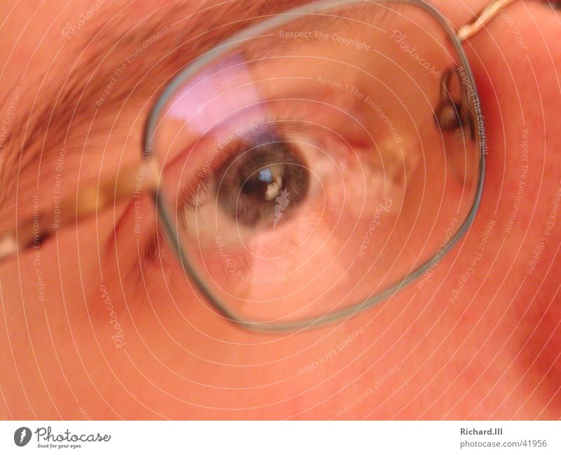 Human being Eyeglasses
