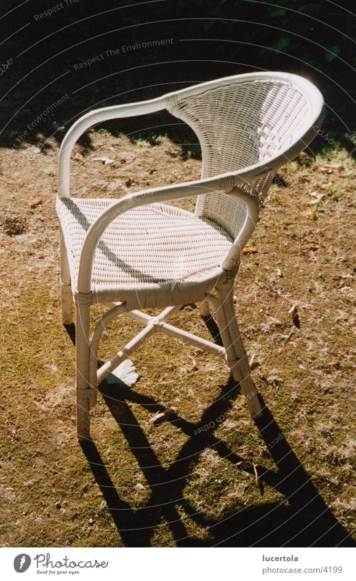 take a seat Things Chair Garden
