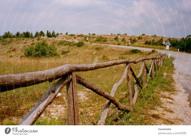 Fence Barrier Tuscany
