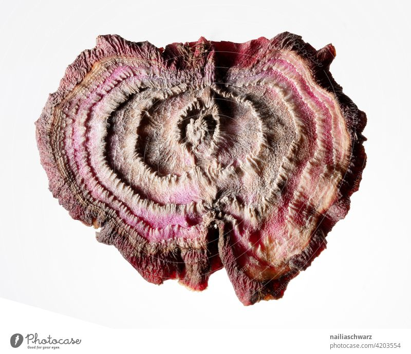 beetroot red Red beet Plant Vegetable User interface boil Food photograph Eating Ingredients shrivel Wizened lines structures Structures and forms