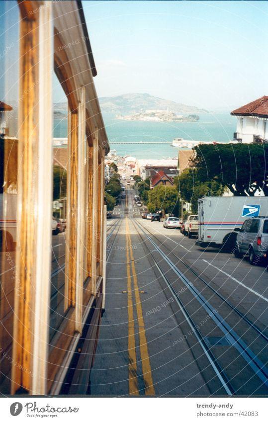 Cable Car SF California cable car USA
