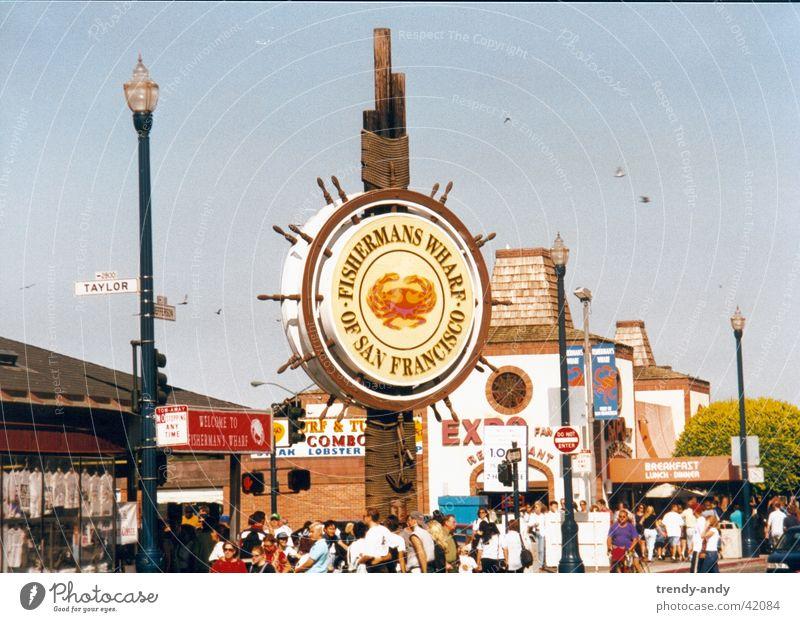 Fisherman's Warf California Photographic technology Fisherman's wharf SF USA