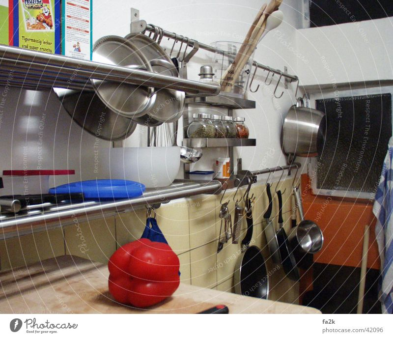 Kitchen Photographic technology