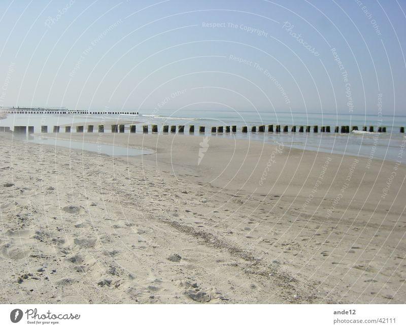 Ocean Beach Baltic Sea