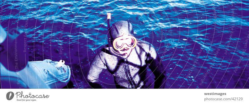 snorkeler Snorkeling Dive Ocean Swimming & Bathing Water Adriatic Sea