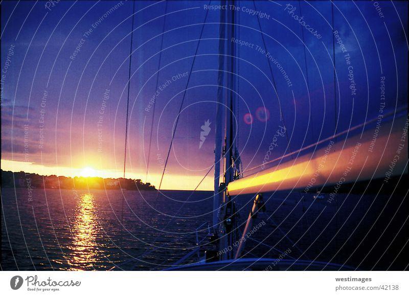 Sun Ocean Sailing Bay