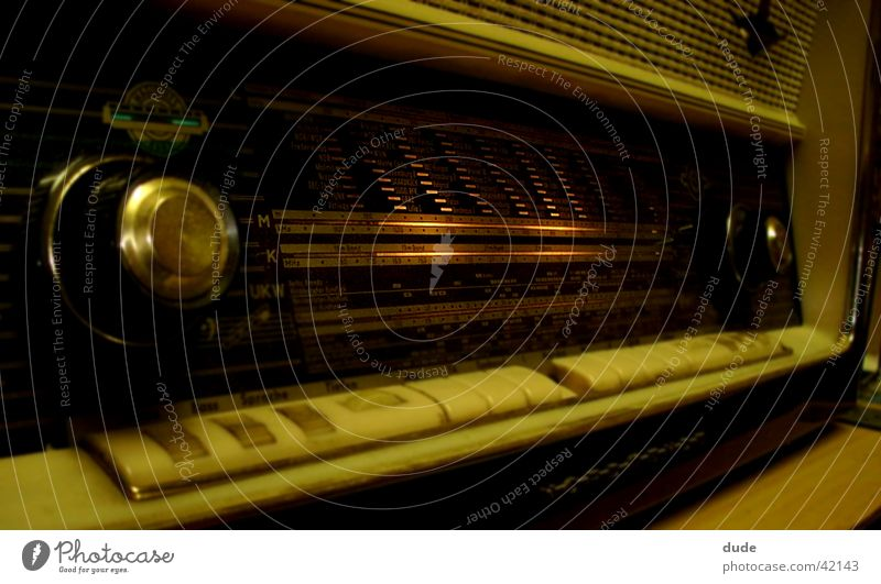 Old Radio (broadcasting) Nostalgia Old fashioned Photographic technology