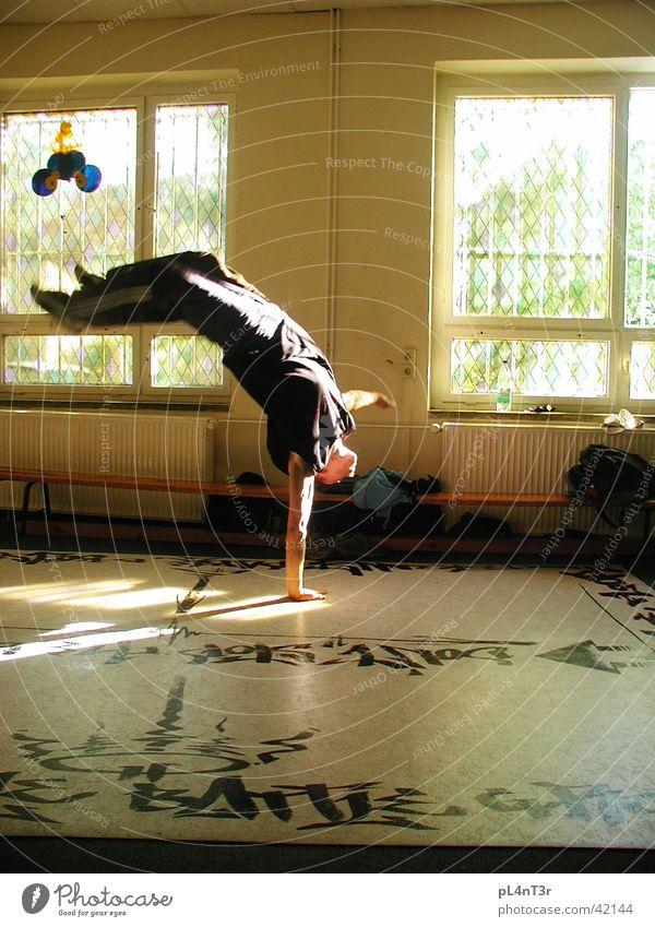 bboy train part 1 Sports breaking Breakdance
