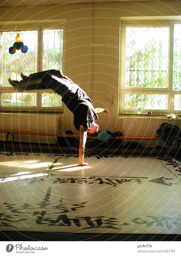 Sports Dancer Breakdance
