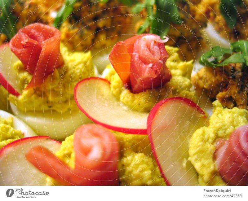 Green Yellow Nutrition Food Ham Cress Radish