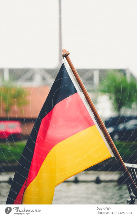 German flag Germany Patriotism German Flag Ensign Politics and state