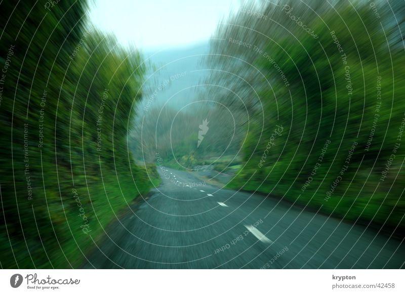 speed Speed Green Ireland Street