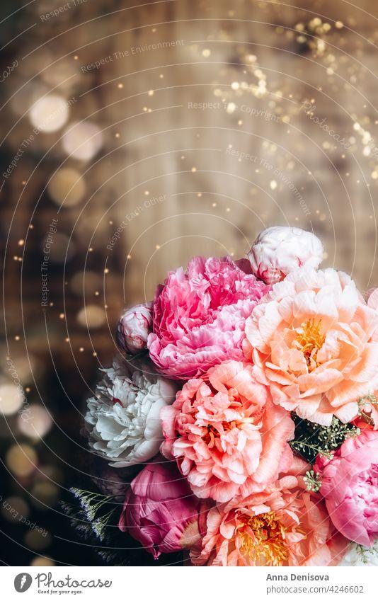Amazing Fresh bunch of pink peonies peony bunch of peonies peonies bouquet pale pink flower bunch of flowers roses bouquet of flowers blooms arrangements