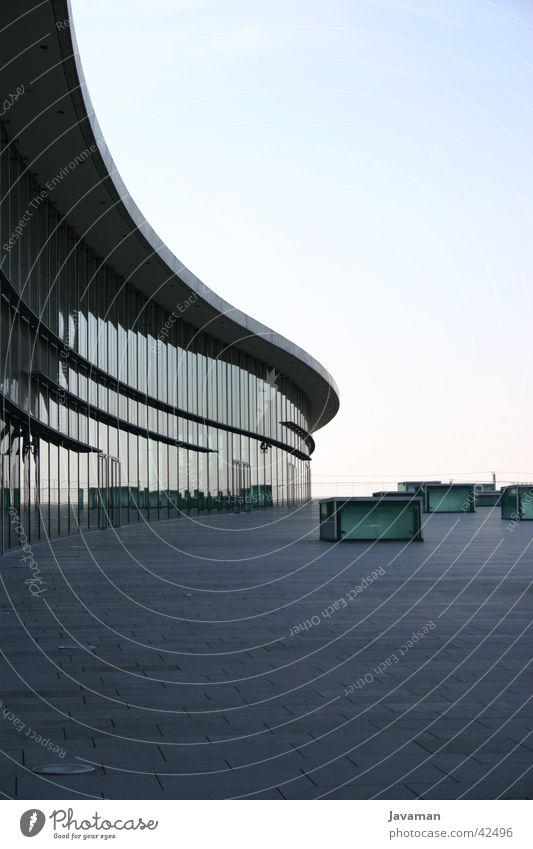 Architecture Modern Dresden Filter Congress