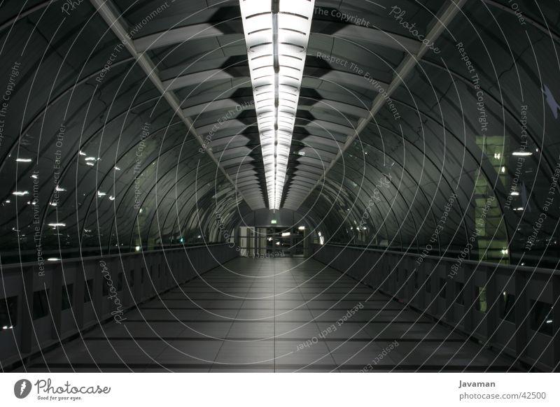 Future Floor Building Light Long exposure Dresden Architecture Airport