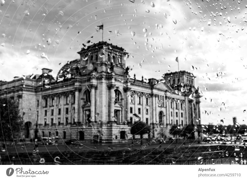 in those days Reichstag Berlin Capital city Architecture Landmark Bundestag Downtown Berlin Tourism Seat of government German Flag Spree Government Palace