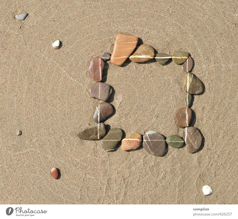 Eckbert Vacation & Travel Summer Beach Ocean Room Construction site Coast North Sea Lake Stone Sand Relaxation Sharp-edged Uniqueness Business