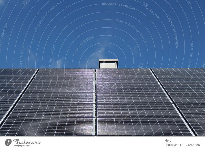 Recommendation | Using solar energy - photovoltaic system on a roof photovoltaics Solar Power stream Power Generation co2 sustainability Sustainability