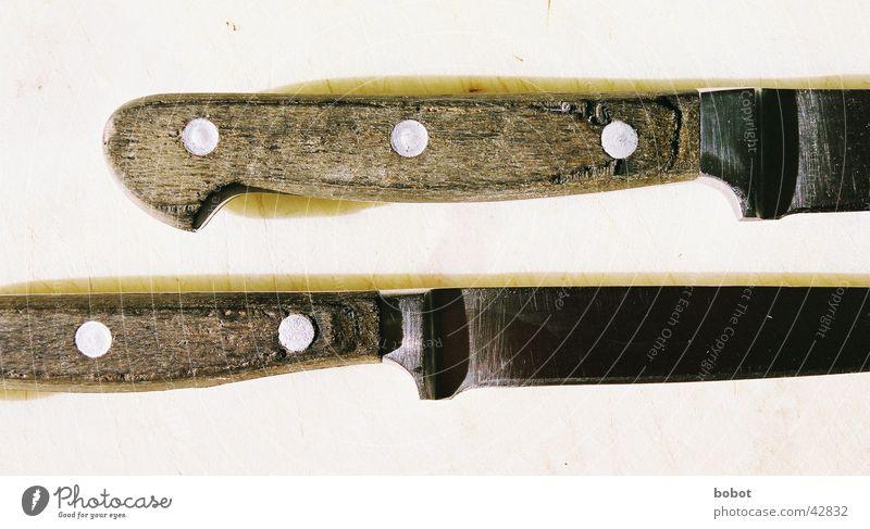 Kitchen Steel Division Craft (trade) Furrow Divide Knives Cut Rivet Blade