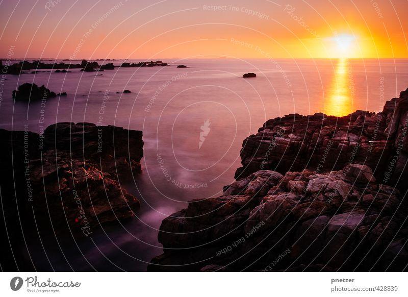 Sky Nature Beautiful Water Summer Sun Ocean Landscape Environment Emotions Coast Happy Rock Horizon Weather Waves