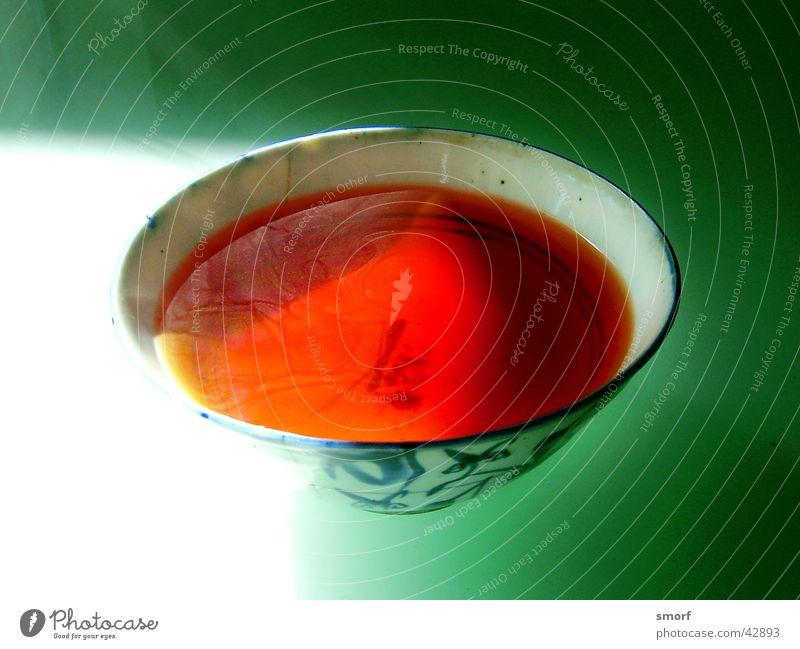Green Red Moody Wellness India Tea Cup Japan Bowl Teatime Darjeling Black tea