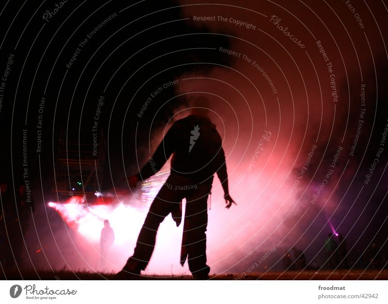 Party Dance Pink Fog Club Smoke Dancer Gastronomy Music festival Lärz
