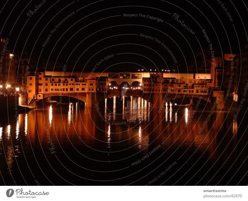 Ponte D'Oro Florence Ponte Vecchio Culture Jewellery Italy Europe Bridge Gold Old