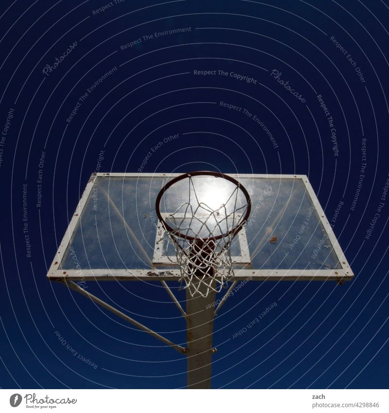 great sport Basketball Sports Basketball basket Basketball arena basketball court Leisure and hobbies Ball sports Sporting Complex Playing Athletic Sky