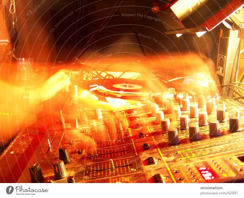 Technology Club Disc jockey Entertainment Mixing desk Record player