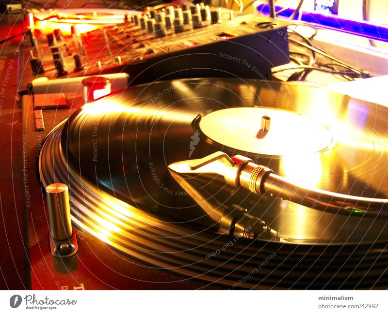 Let's dance! Colour photo Interior shot Shallow depth of field Night life Entertainment Party Event Music Club Disco Lounge Disc jockey Going out