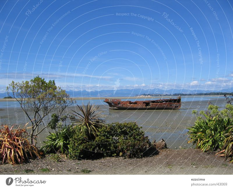 ship Watercraft New Zealand