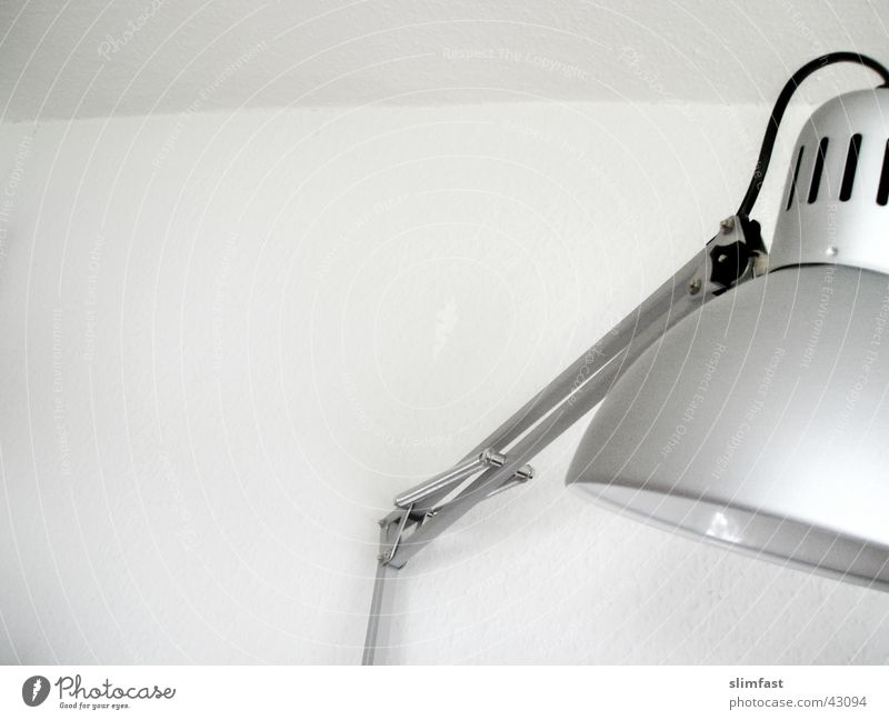 lamp Lamp Light Aluminium Household Kitchen Living or residing ikea