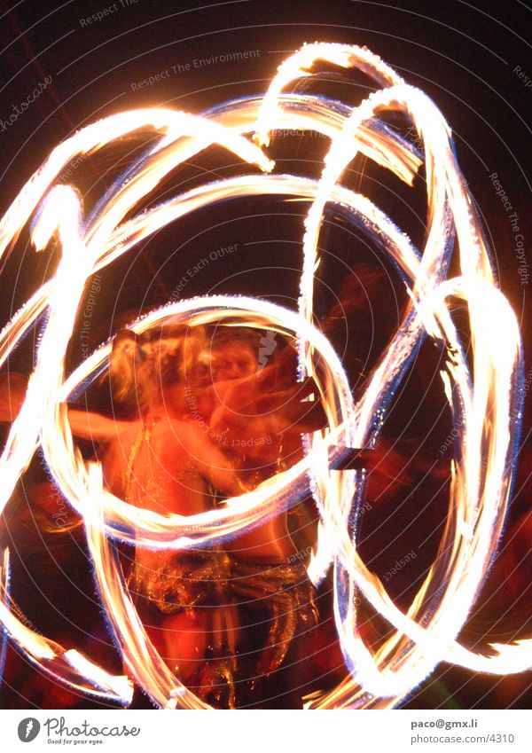 twirling fire Blaze Performance art Club lovefield Outdoor festival Light painting Fire Spectacle Rotate Artist Swing