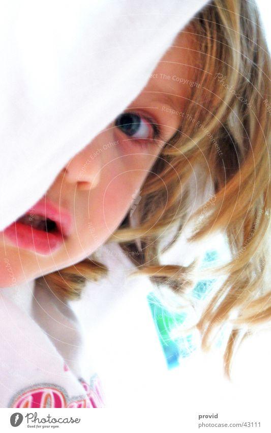alina Girl Portrait photograph Detail Child Timidity Model Alina Human being provid