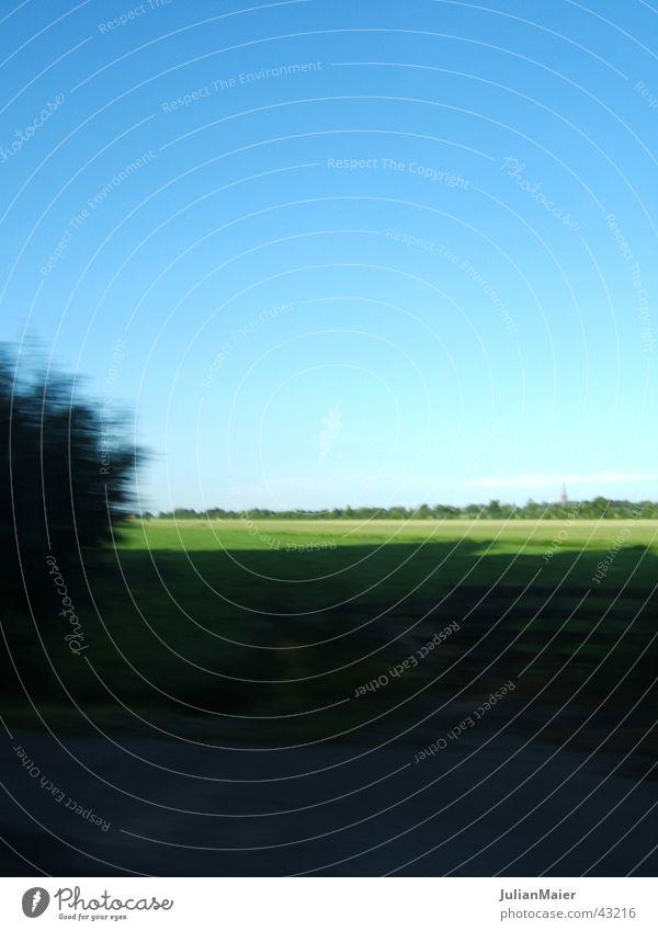 lowland Plain Netherlands Nature recording of a journey Landscape Sky Earth