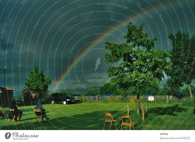 Burgundy Rainbow Taizé