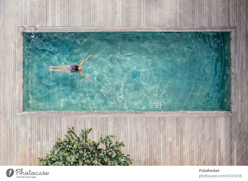 #A# Pool Swimmer Highflyer Surface Bird's-eye view UAV view drone droning drone photo Drone pictures drone flight Drone Photography Sea water Fuerteventura