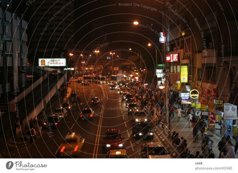 KL Puduraya Success Human being Kuala Lumpur Malaya Asia Town Capital city Downtown Pedestrian precinct Populated House (Residential Structure) Facade Transport
