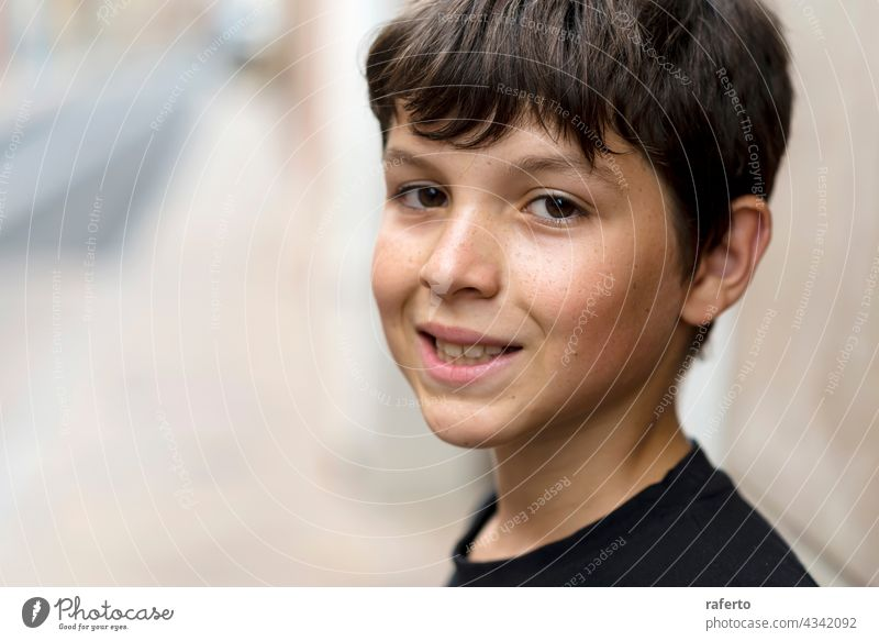 close up and portrait of teenager or boy smiling and looking at the camera male happy young man guy smile youth lifestyle background white cheerful face