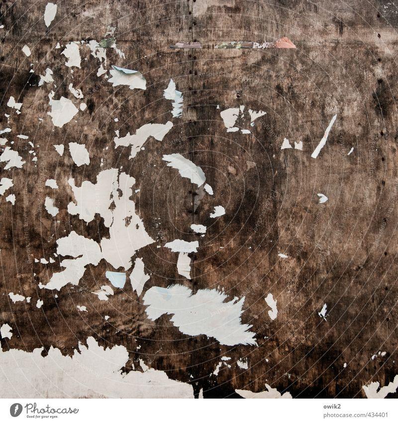 Old Wood Large Signs and labeling Broken Transience Change Paper Tracks Derelict Decline Trashy Irritation Destruction Remainder Lose